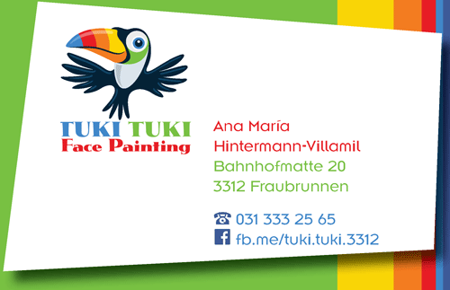 Tuki Tuki Face Painting